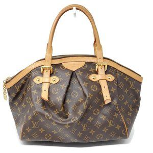 Auth Louis Vuitton Tivoli GM Monogram Shoulder Bag
